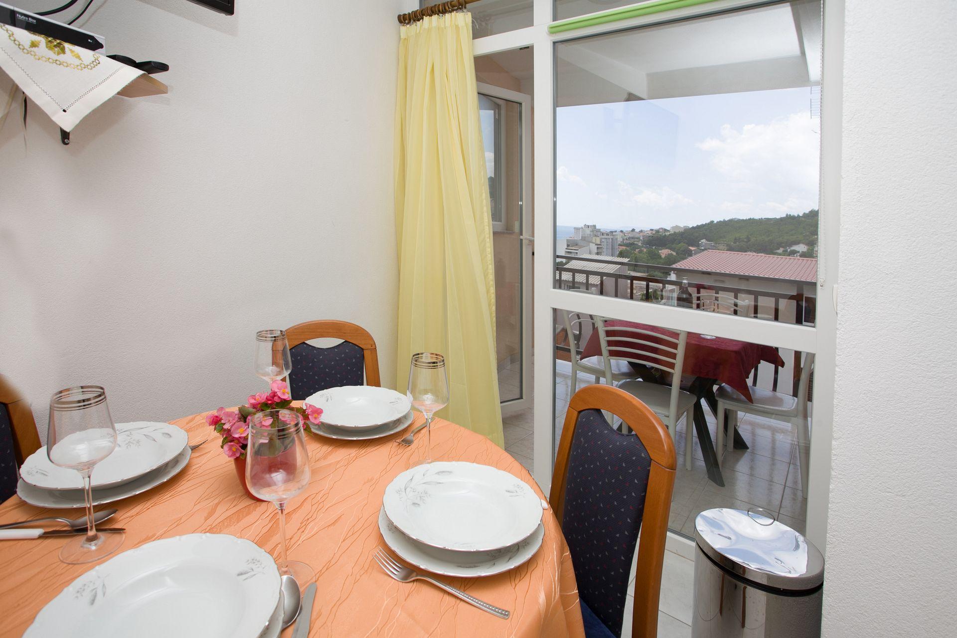 Apartamente Apartment Petar A2 Dugi Rat, Riviera Omis 50423, Dugi Rat, , Regiunea Split-Dalmatia