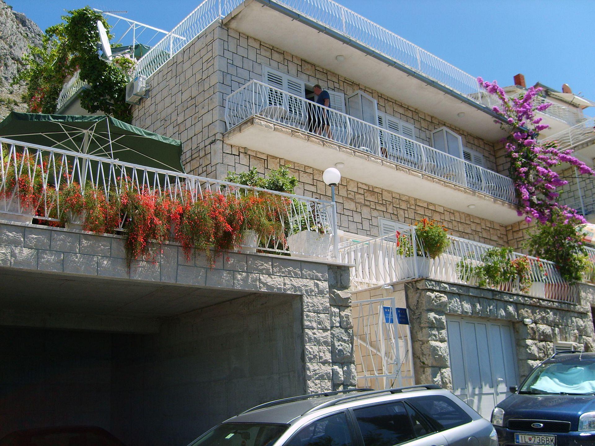 Appartement de vacances Ivan A3(3) - Omis (739190), Omiš, , Dalmatie, Croatie, image 4