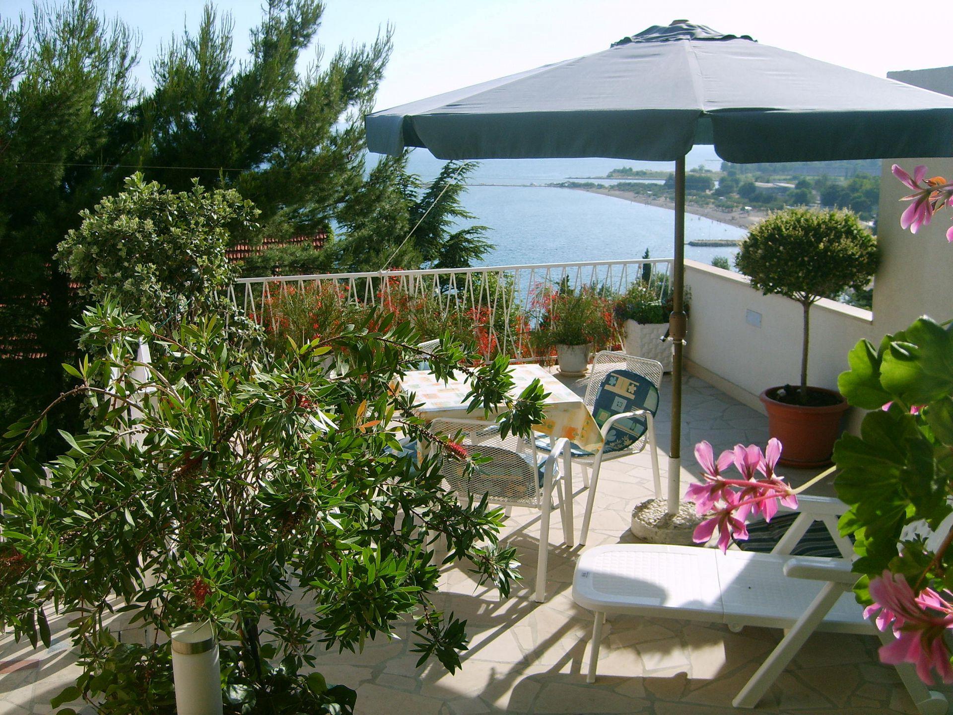Appartement de vacances Ivan A1(3) - Omis (739188), Omiš, , Dalmatie, Croatie, image 1