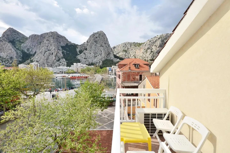 Appartement de vacances AT A3(2+2) - Omis (740873), Omiš, , Dalmatie, Croatie, image 10