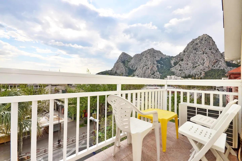 Appartement de vacances AT A3(2+2) - Omis (740873), Omiš, , Dalmatie, Croatie, image 9