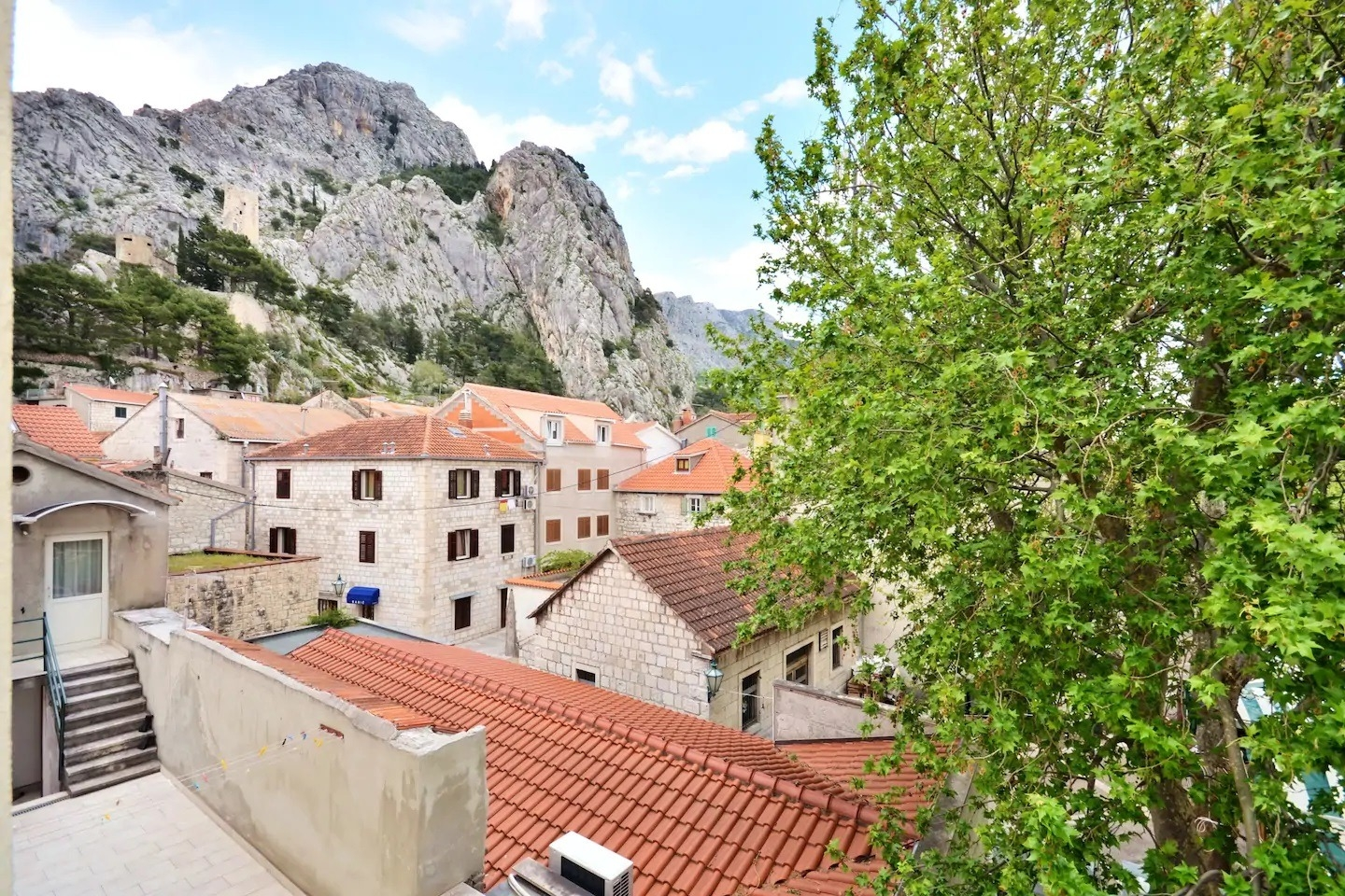 Appartement de vacances AT SA2(2+1) - Omis (740872), Omiš, , Dalmatie, Croatie, image 9