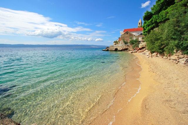 Ferienwohnung Dusa A1 - I kat(4+2) - Pisak (2616338), Pisak, , Dalmatien, Kroatien, Bild 12