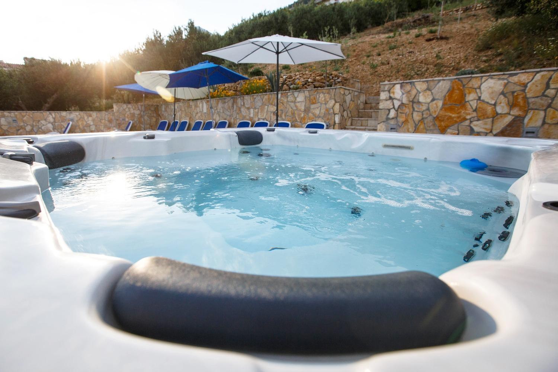 Ferienwohnung Dusa A1 - I kat(4+2) - Pisak (2616338), Pisak, , Dalmatien, Kroatien, Bild 6