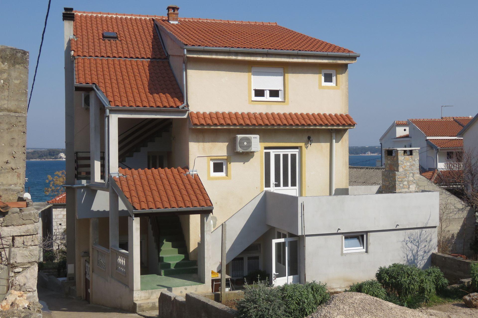 Apartamentos Apartment Marin A mali  Tkon, Island Pasman 50219, Tkon, , Região de Zadar