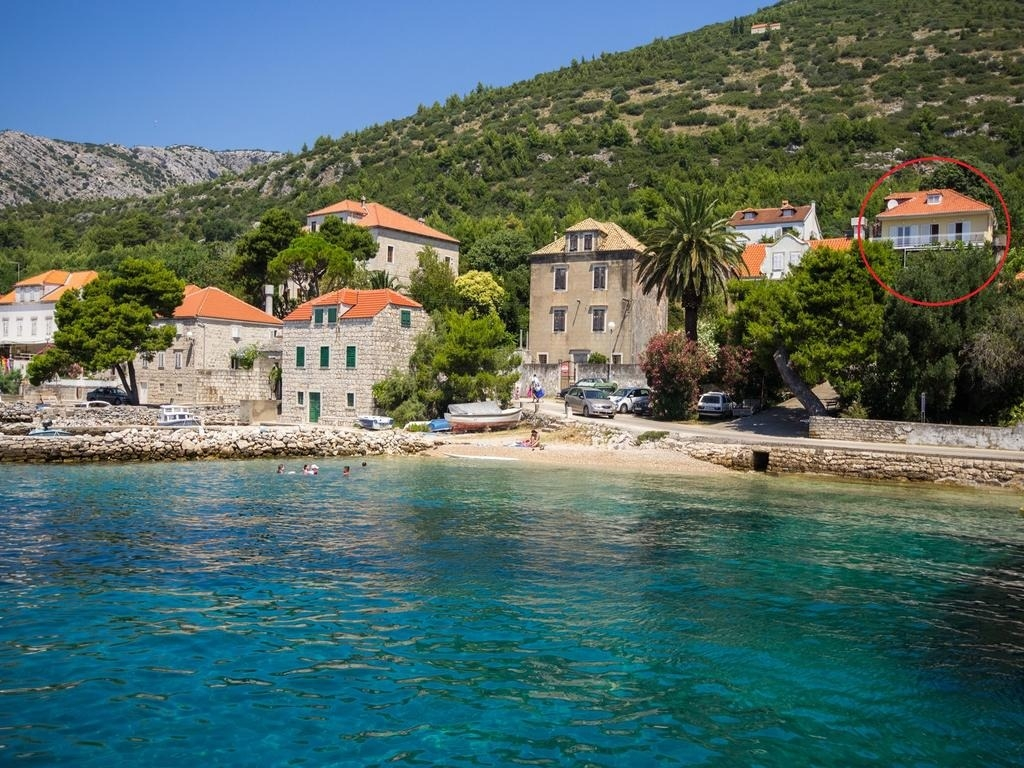 Ferienwohnung Ivo  A2(6)KAT - Kuciste (2616251), Kuciste, Insel Peljesac, Dalmatien, Kroatien, Bild 5