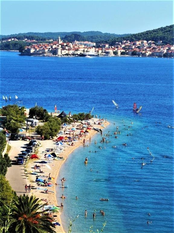 Ferienwohnung Ivo  A2(6)KAT - Kuciste (2616251), Kuciste, Insel Peljesac, Dalmatien, Kroatien, Bild 7