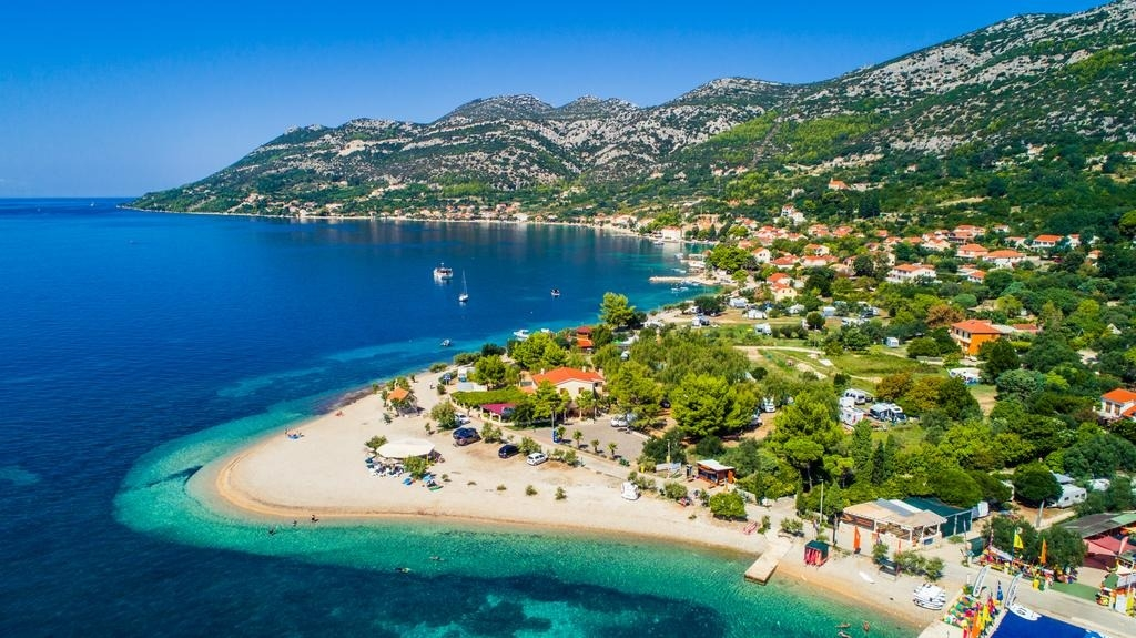 Ferienwohnung Ivo  A2(6)KAT - Kuciste (2616251), Kuciste, Insel Peljesac, Dalmatien, Kroatien, Bild 8