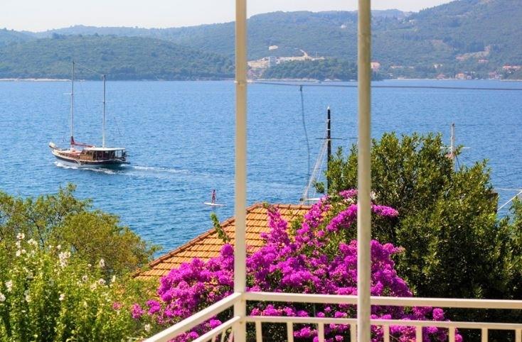 Ferienwohnung Ivo  A1(4)Prizemlje - Kuciste (2616250), Kuciste, Insel Peljesac, Dalmatien, Kroatien, Bild 10