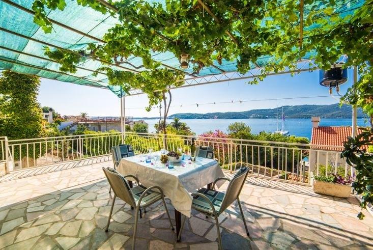 Ferienwohnung Ivo  A1(4)Prizemlje - Kuciste (2616250), Kuciste, Insel Peljesac, Dalmatien, Kroatien, Bild 9