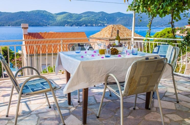 Ferienwohnung Ivo  A1(4)Prizemlje - Kuciste (2616250), Kuciste, Insel Peljesac, Dalmatien, Kroatien, Bild 13