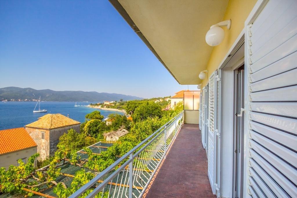 Ferienwohnung Ivo  A2(6)KAT - Kuciste (2616251), Kuciste, Insel Peljesac, Dalmatien, Kroatien, Bild 12