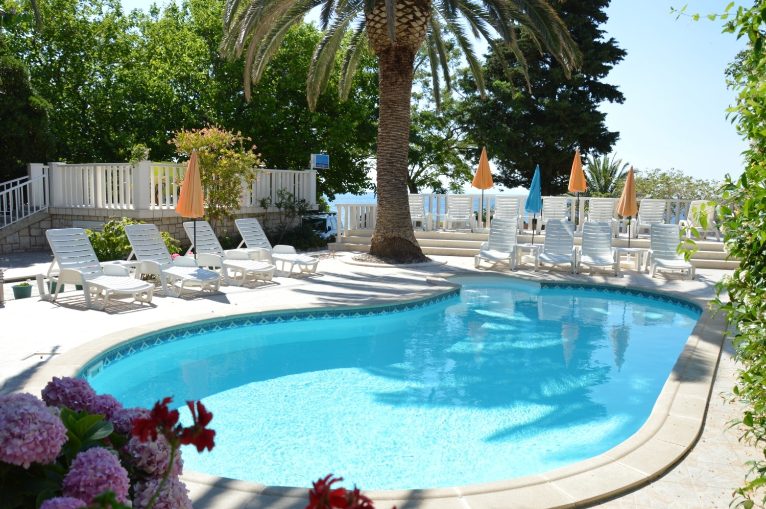 Ora Apartments with Pool A2 2 2 Orebic