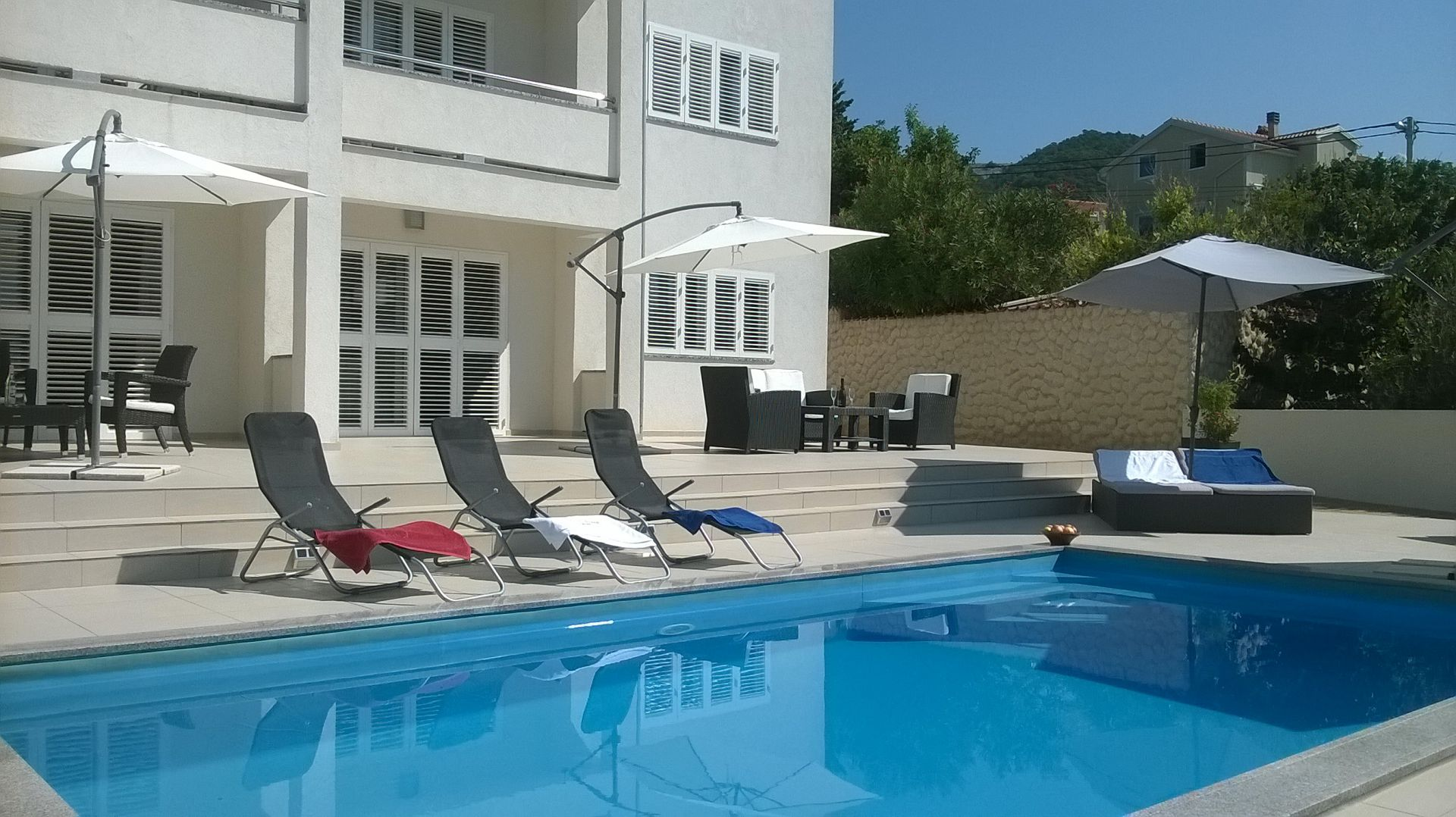Appartementen Apartment MK A5 Banjol, Island Rab 50476, Banjol, Rab, Regio Primorje-Gorski Kotar