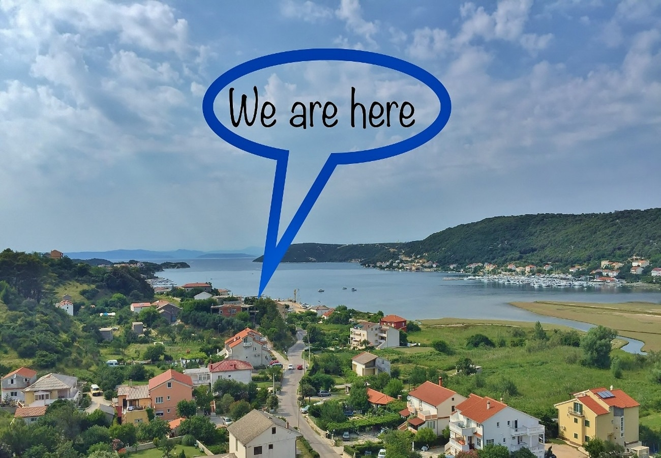 Apartamente Apartment Ana A2 Supetarska Draga, Island Rab 52024, Supetarska Draga, Rab, Primorsko-goranska