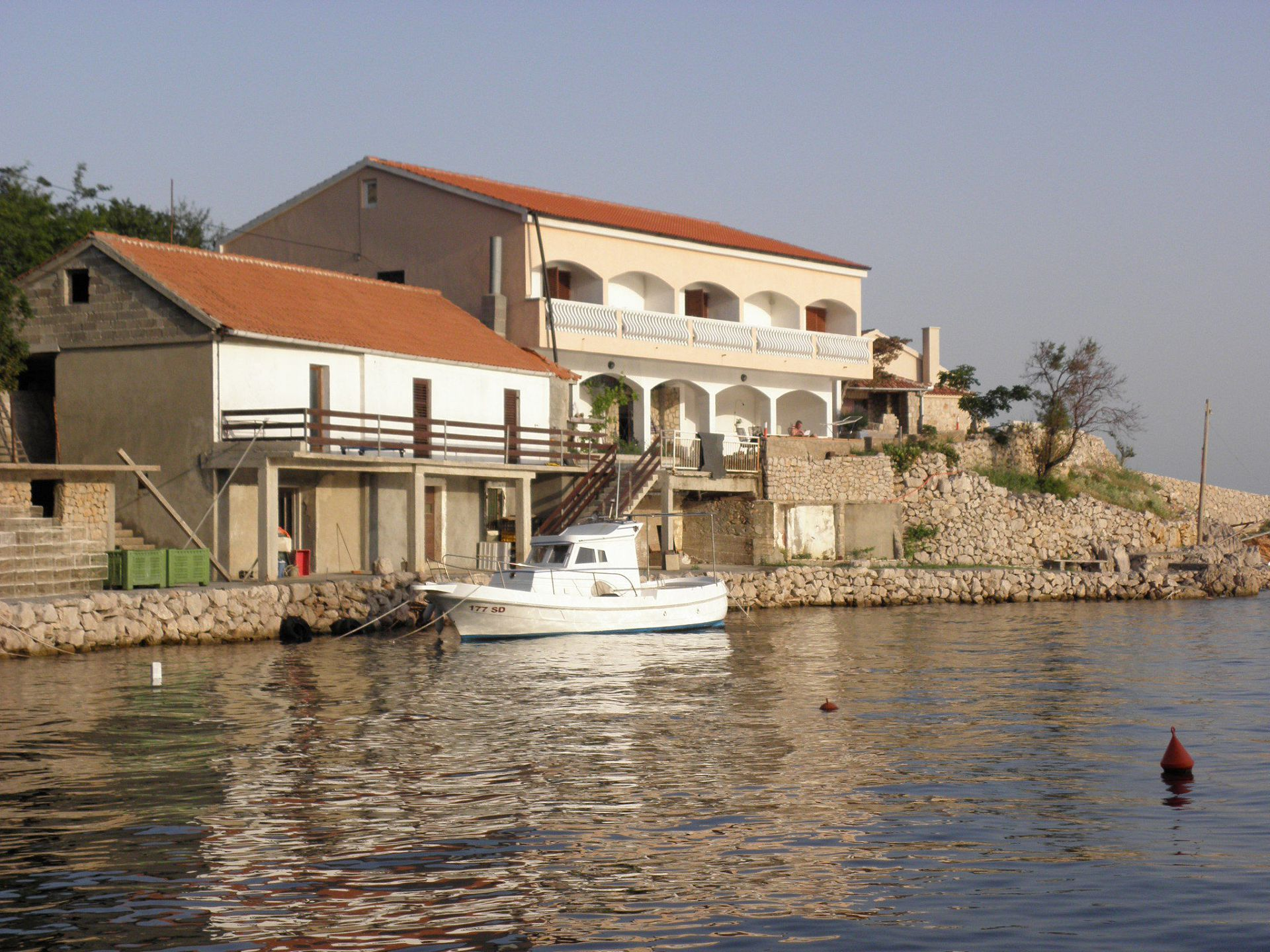 Ta?a - 5 m from sea: SA4(2) - Lukovo Sugarje Ferienwohnung in Kroatien