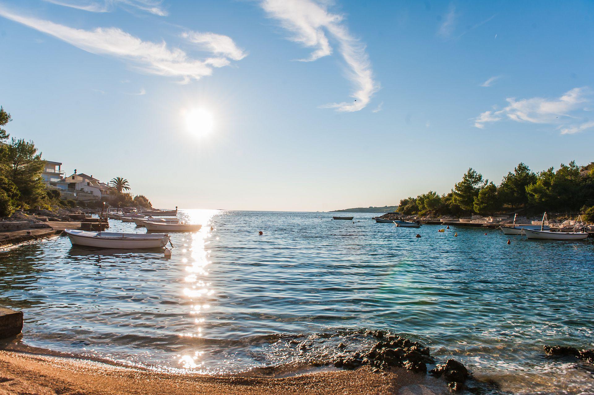 Ferienwohnung 01106ROGO A2(6+2) - Bucht Kanica (Rogoznica) (741933), Rogoznica, , Dalmatien, Kroatien, Bild 8