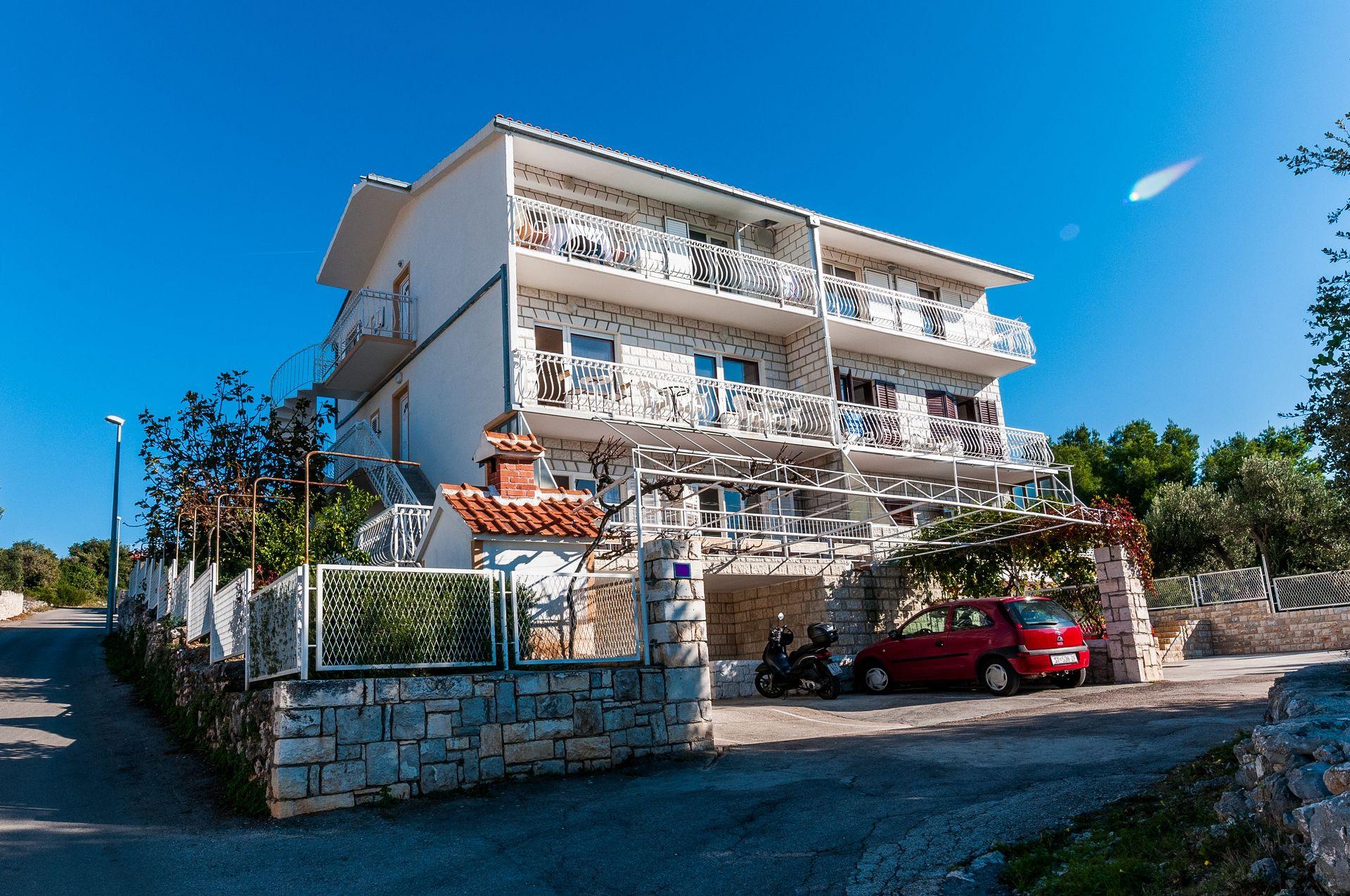 Ferienwohnung 01106ROGO A2(6+2) - Bucht Kanica (Rogoznica) (741933), Rogoznica, , Dalmatien, Kroatien, Bild 2