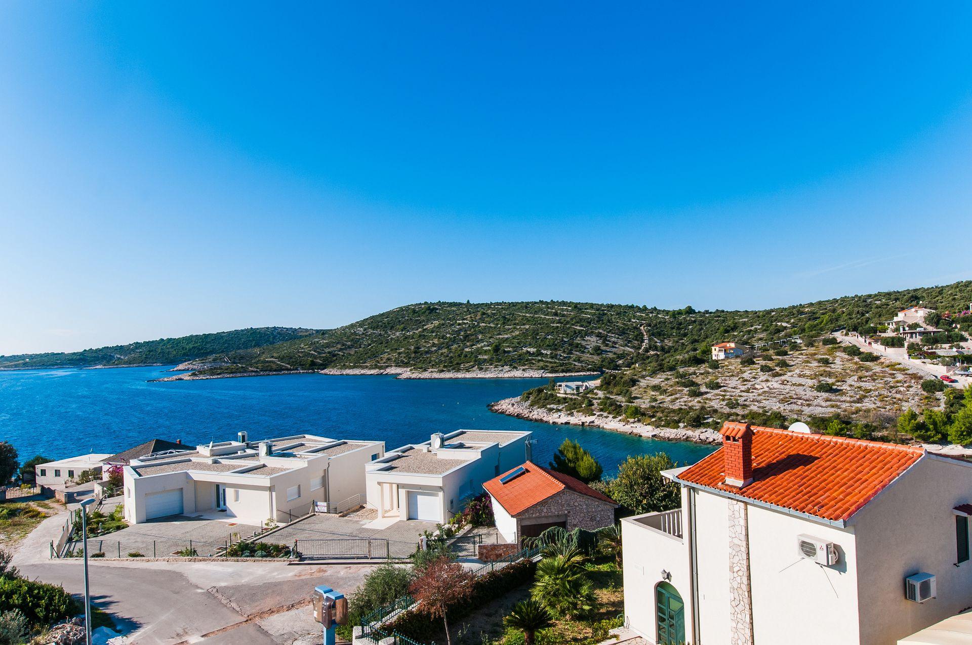 Ferienwohnung 01106ROGO A2(6+2) - Bucht Kanica (Rogoznica) (741933), Rogoznica, , Dalmatien, Kroatien, Bild 4