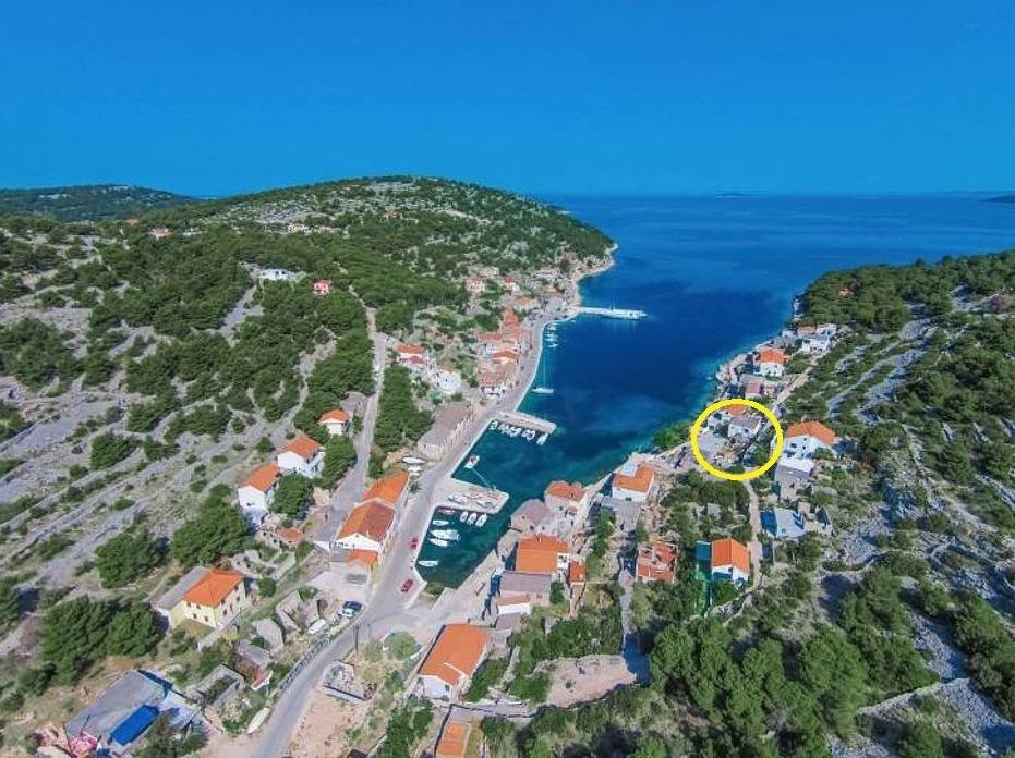 Appartement de vacances Zdenko A1(5) - Bucht Muna (Insel Zirje) (1046808), Zirje, Île de Zirje, Dalmatie, Croatie, image 1