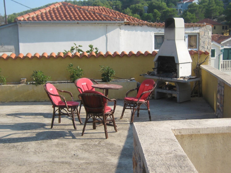 Appartement de vacances Zdenko A1(5) - Bucht Muna (Insel Zirje) (1046808), Zirje, Île de Zirje, Dalmatie, Croatie, image 4