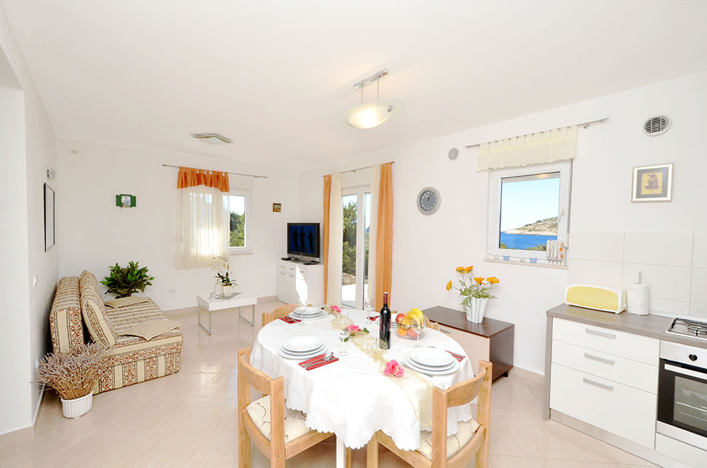 Villa Holiday house Željko Drvenik Mali (Island Drvenik Mali), Riviera Trogir 52839, Drvenik Mali, Drvenik Mali, Splitsko-dalmatinska