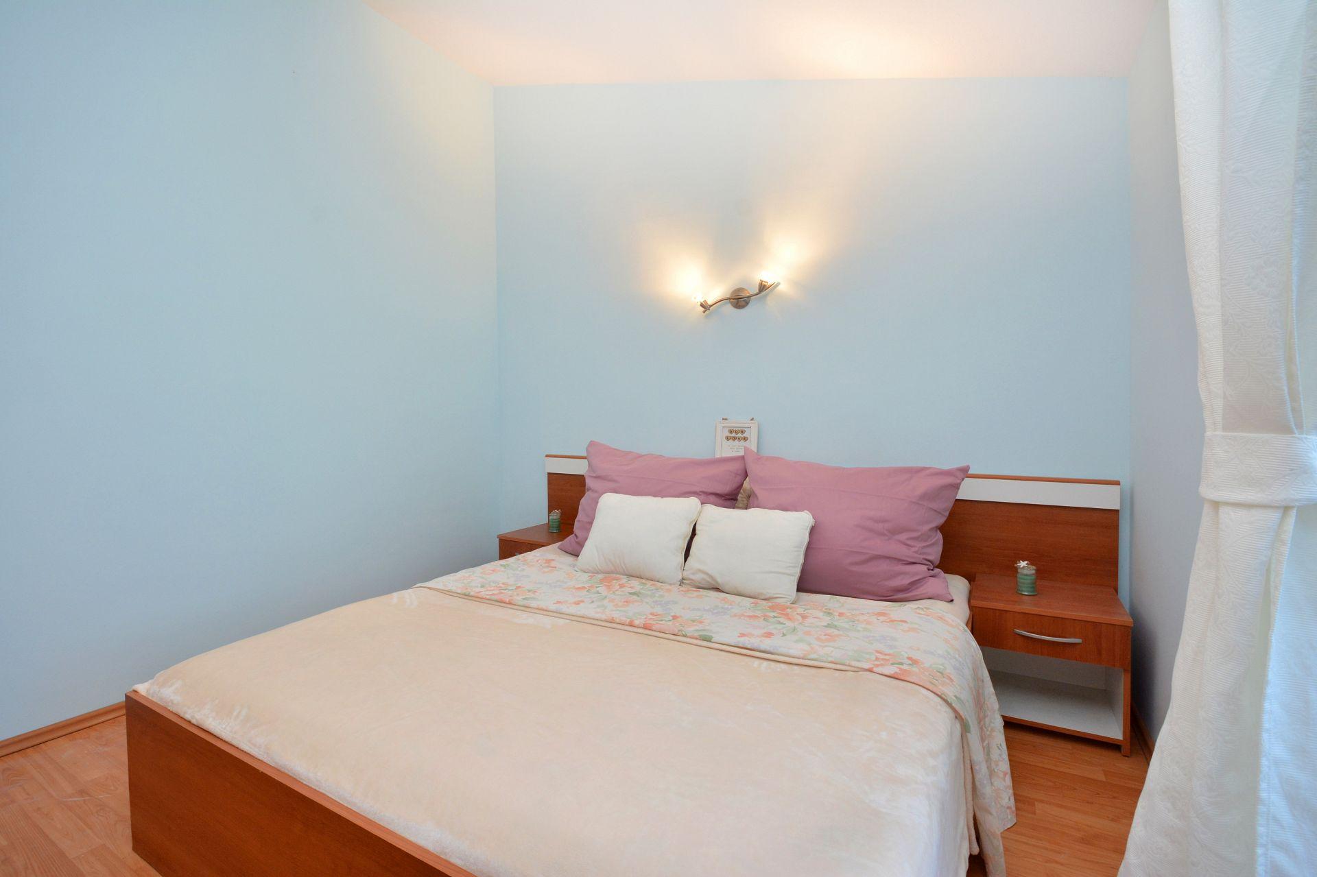 Апартаменты Apartment Zeljko A1 Marina, Riviera Trogir 52383, Pozorac, , Splitsko-dalmatinska
