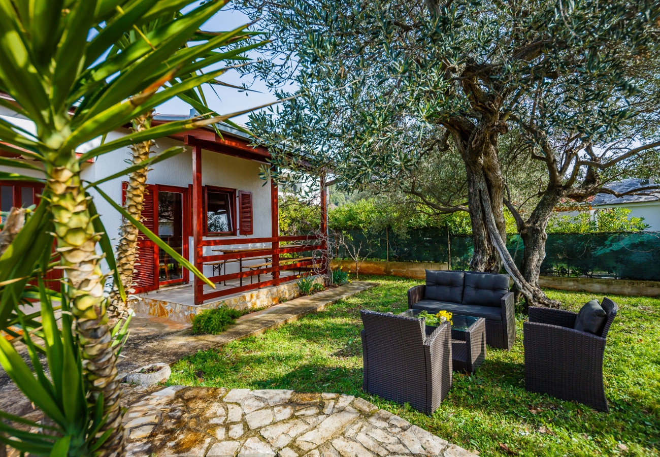 Вила Holiday house Božena Poljica (Marina), Riviera Trogir 51882, Poljica, , Splitsko-dalmatinska