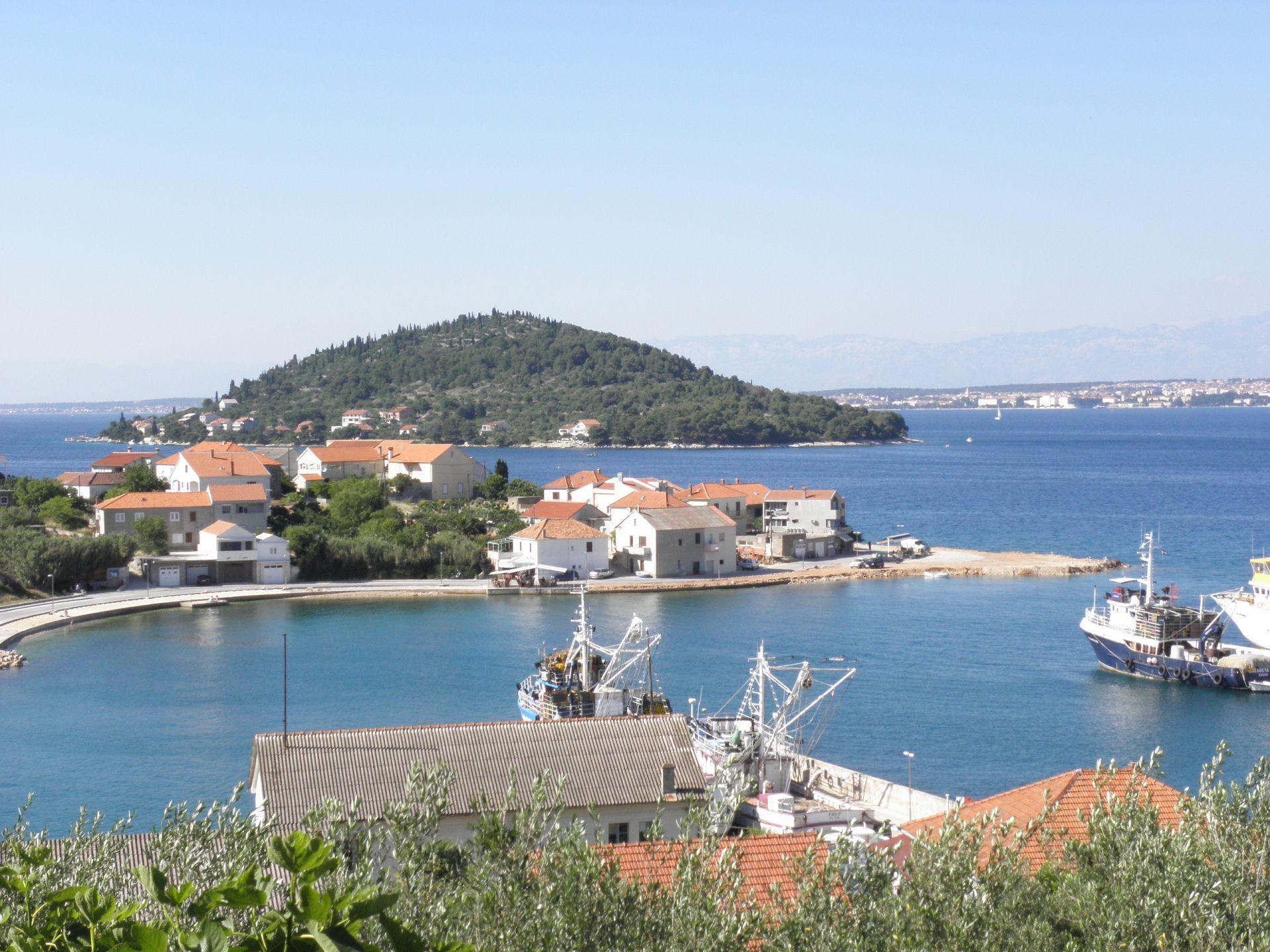 Ferienwohnung Novis A1 Ana (2+1) - Kali (743268), Kali, Insel Ugljan, Dalmatien, Kroatien, Bild 13