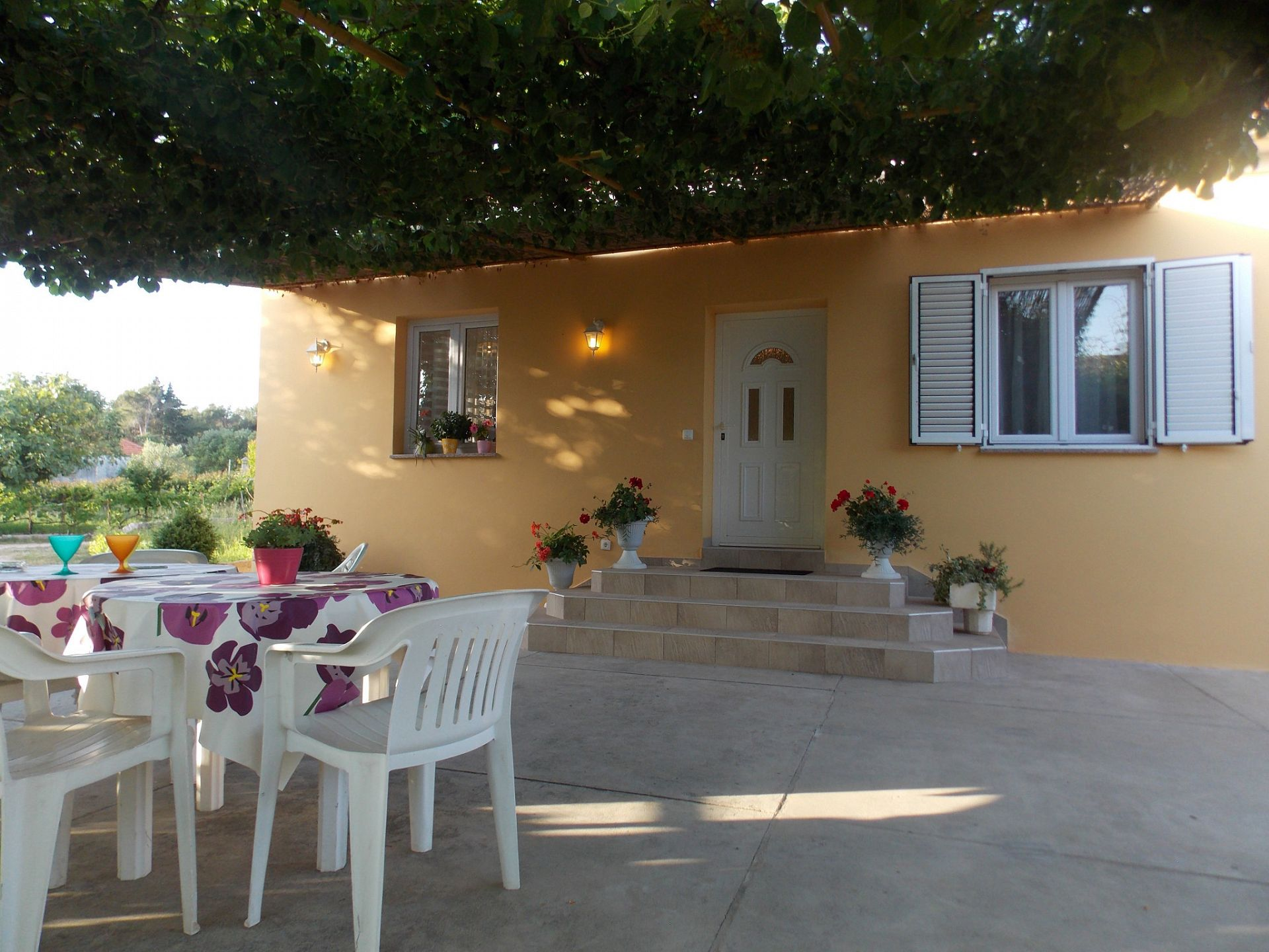 Vila Holiday house Andro Bibinje, Zadar riviera 50273, Bibinje, , Rajoni i Zarës