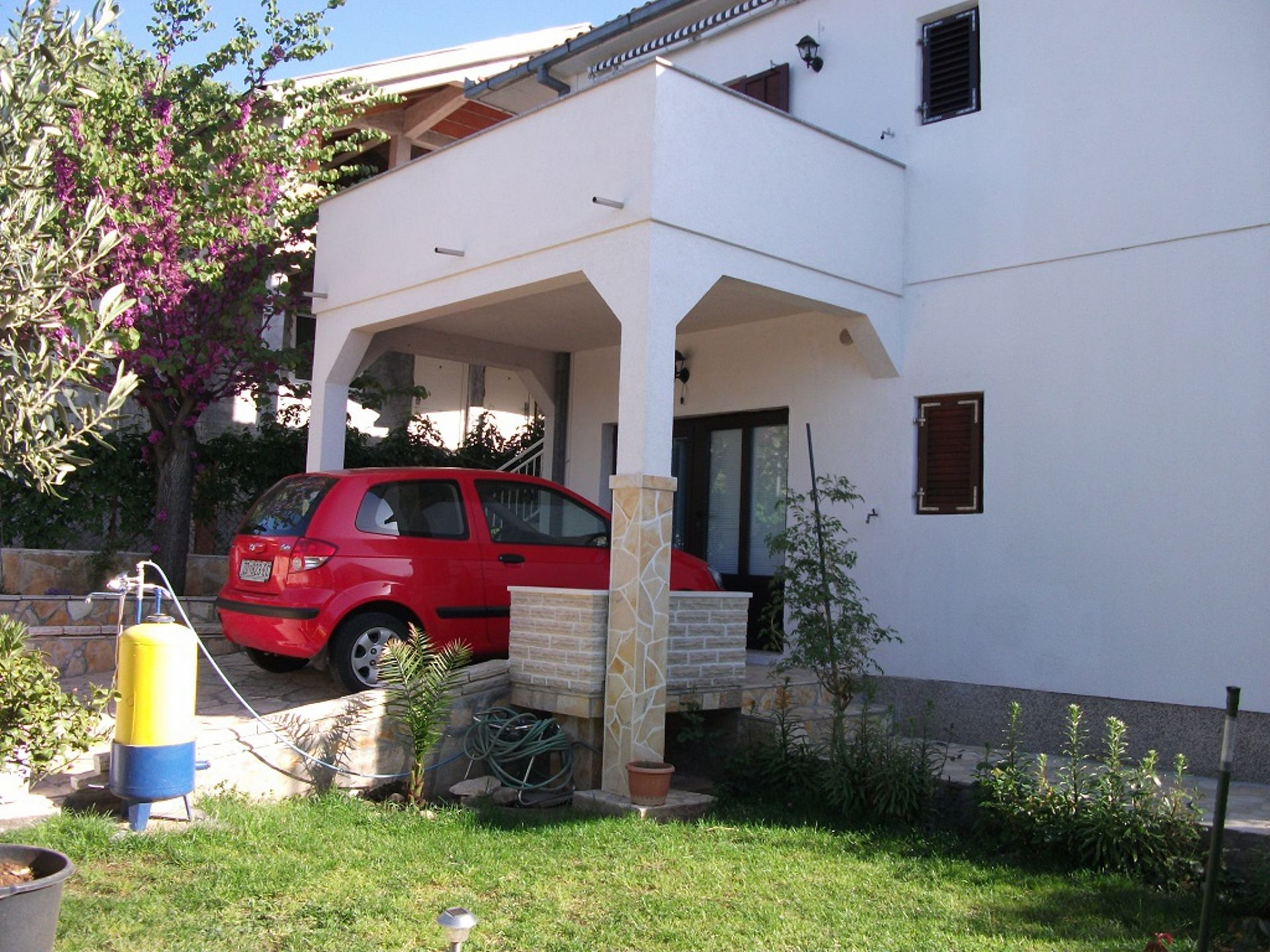 Ferienwohnung Dusko A1(2+3) - Gornji Karin (802127), Obrovac, , Dalmatien, Kroatien, Bild 6