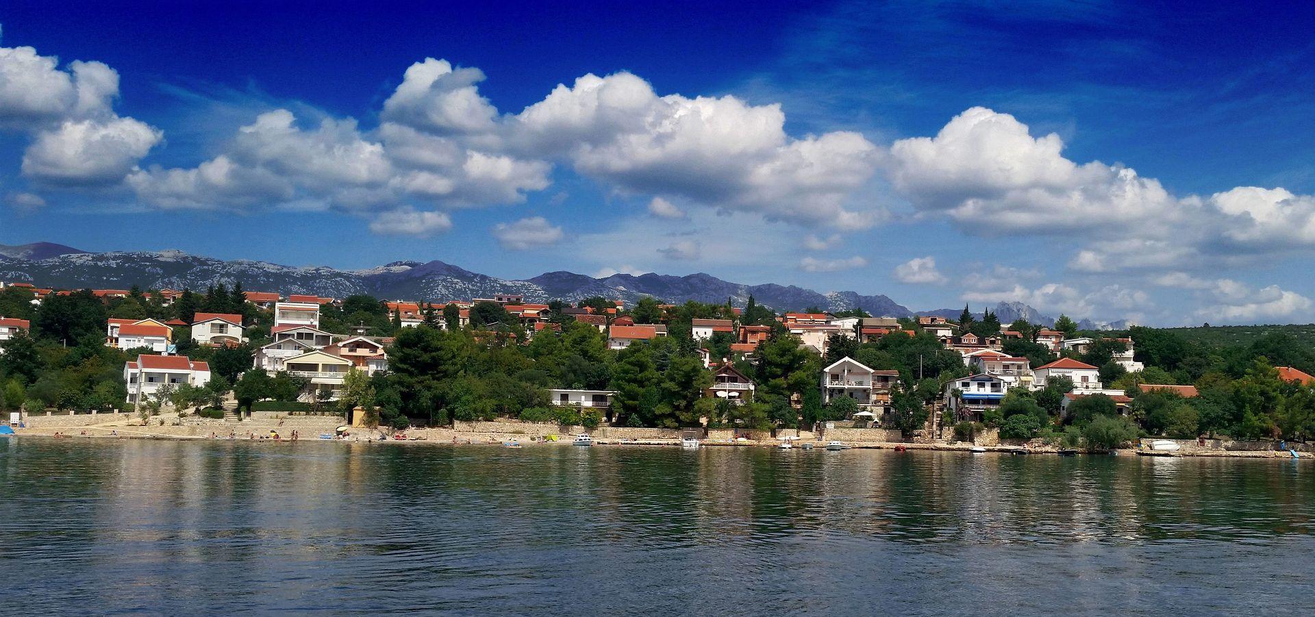 Ferienwohnung Dubravko A1 Bepina (2+2) - Maslenica (817835), Maslenika, , Dalmatien, Kroatien, Bild 2