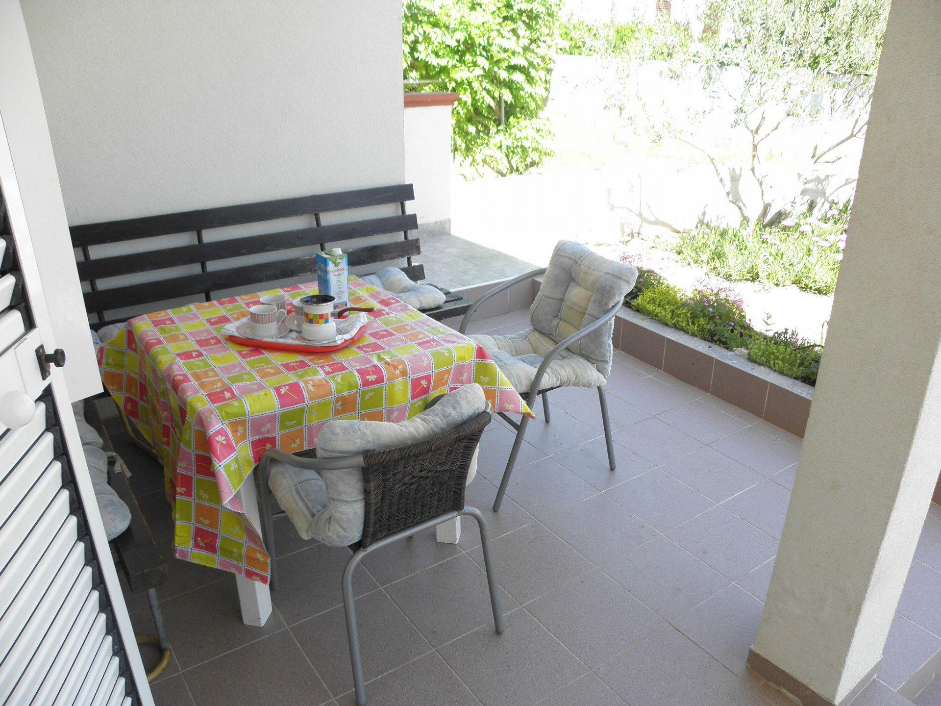 Ferienwohnung 5358 A2(2+2) - Nin (739481), Nin, , Dalmatien, Kroatien, Bild 6