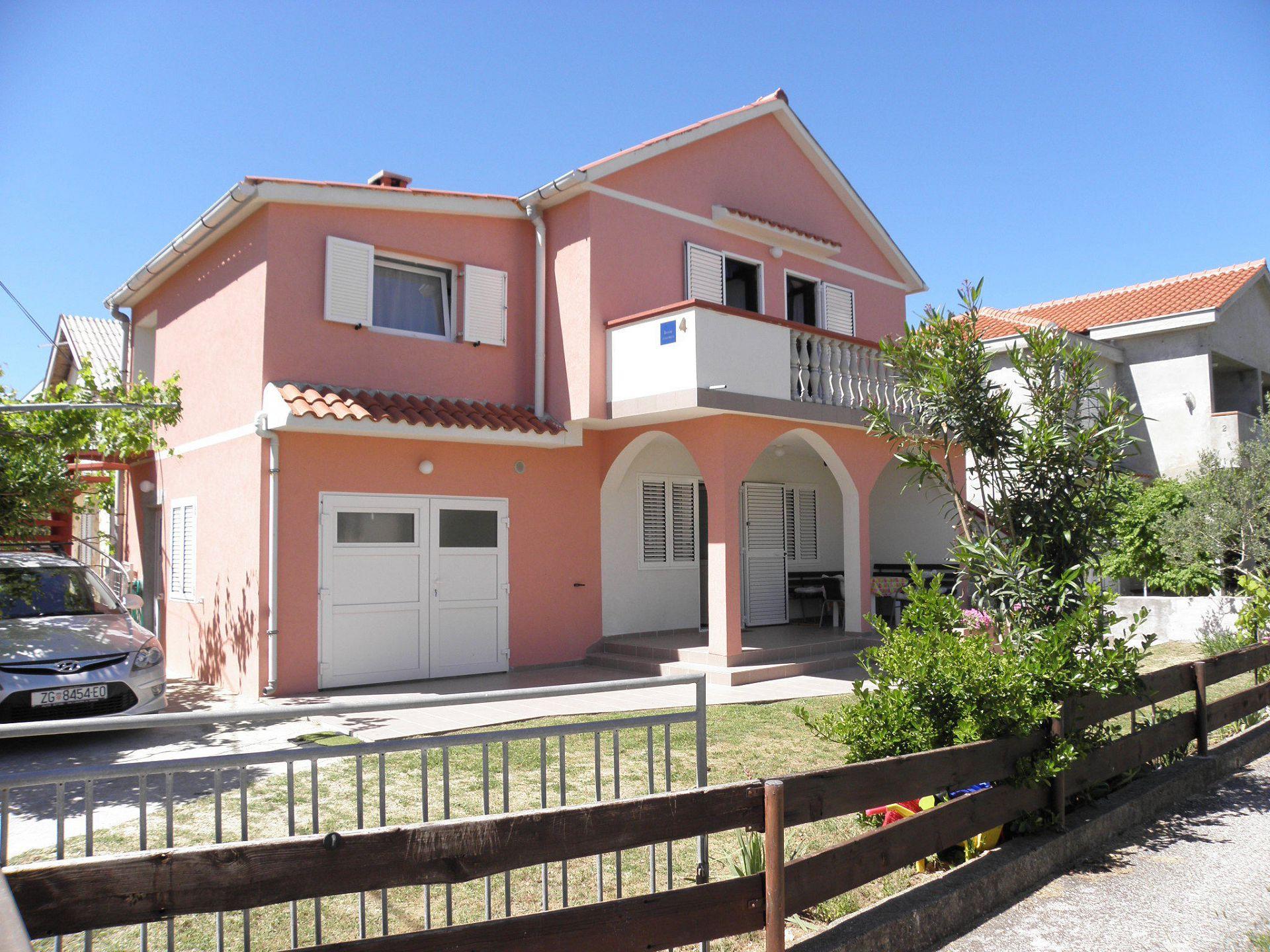 Ferienwohnung 5358 A2(2+2) - Nin (739481), Nin, , Dalmatien, Kroatien, Bild 1
