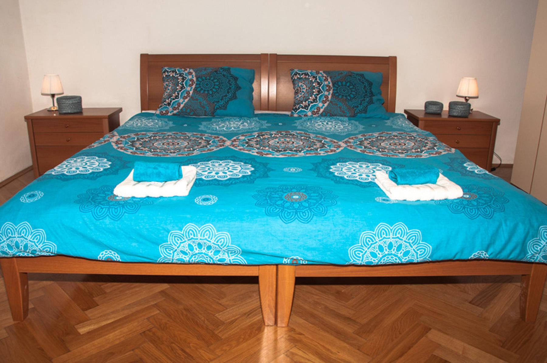 Aпартамент Apartment Pupa A2 Mihael Petrcane, Zadar riviera 51419, Petrčane, , Задар