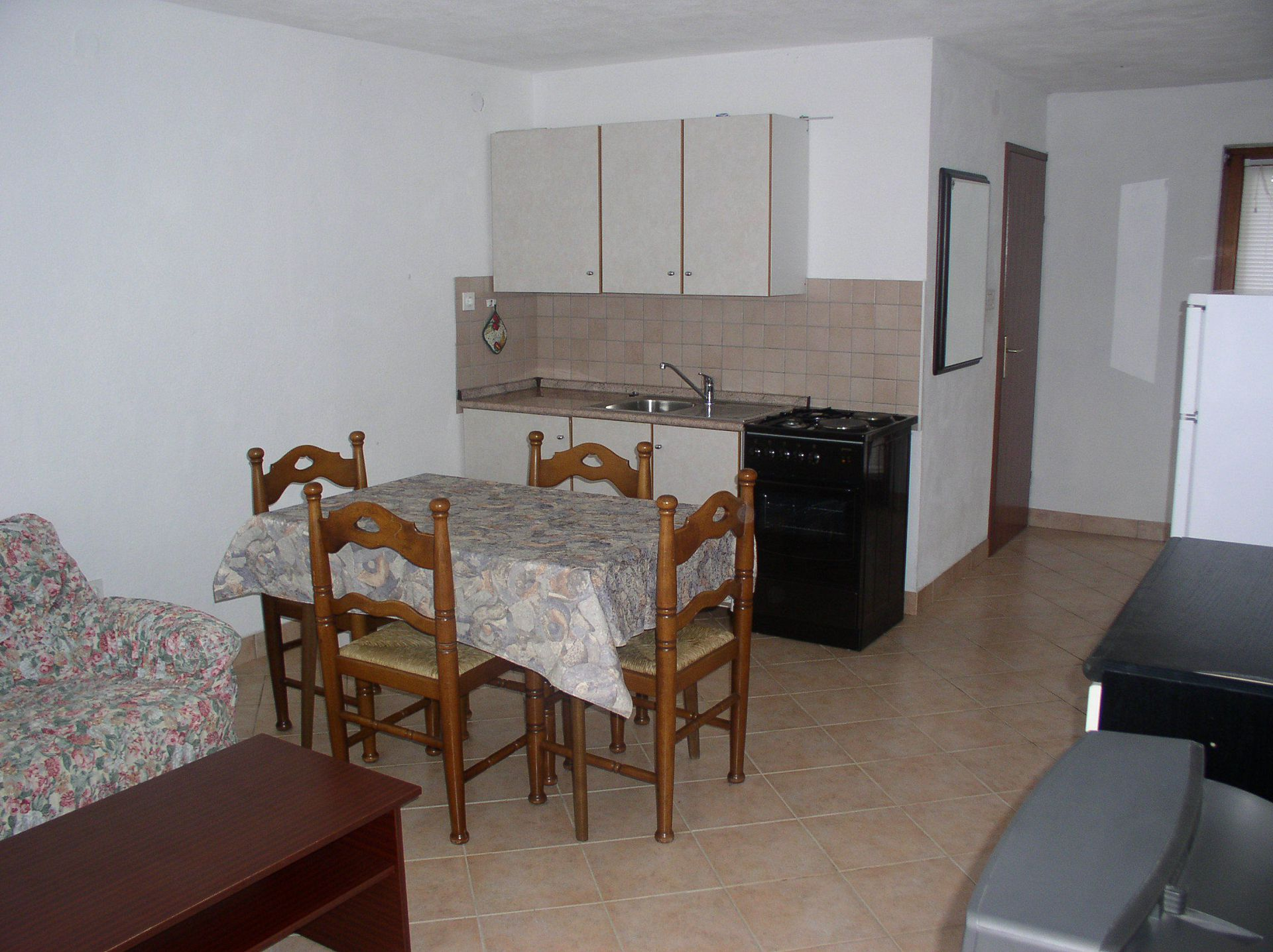 Holiday apartment 001PRIV A1(4+2) - Privlaka (742036), Privlaka, , Dalmatia, Croatia, picture 14