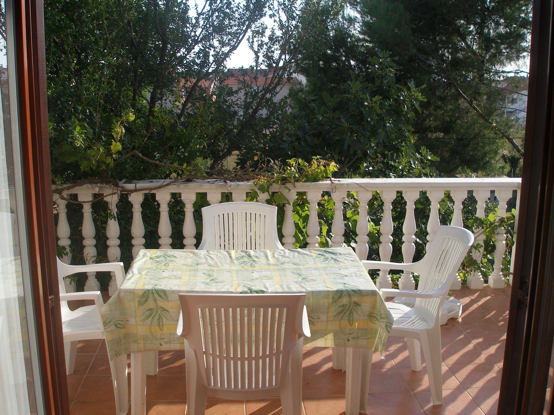 Holiday apartment 001PRIV A1(4+2) - Privlaka (742036), Privlaka, , Dalmatia, Croatia, picture 11