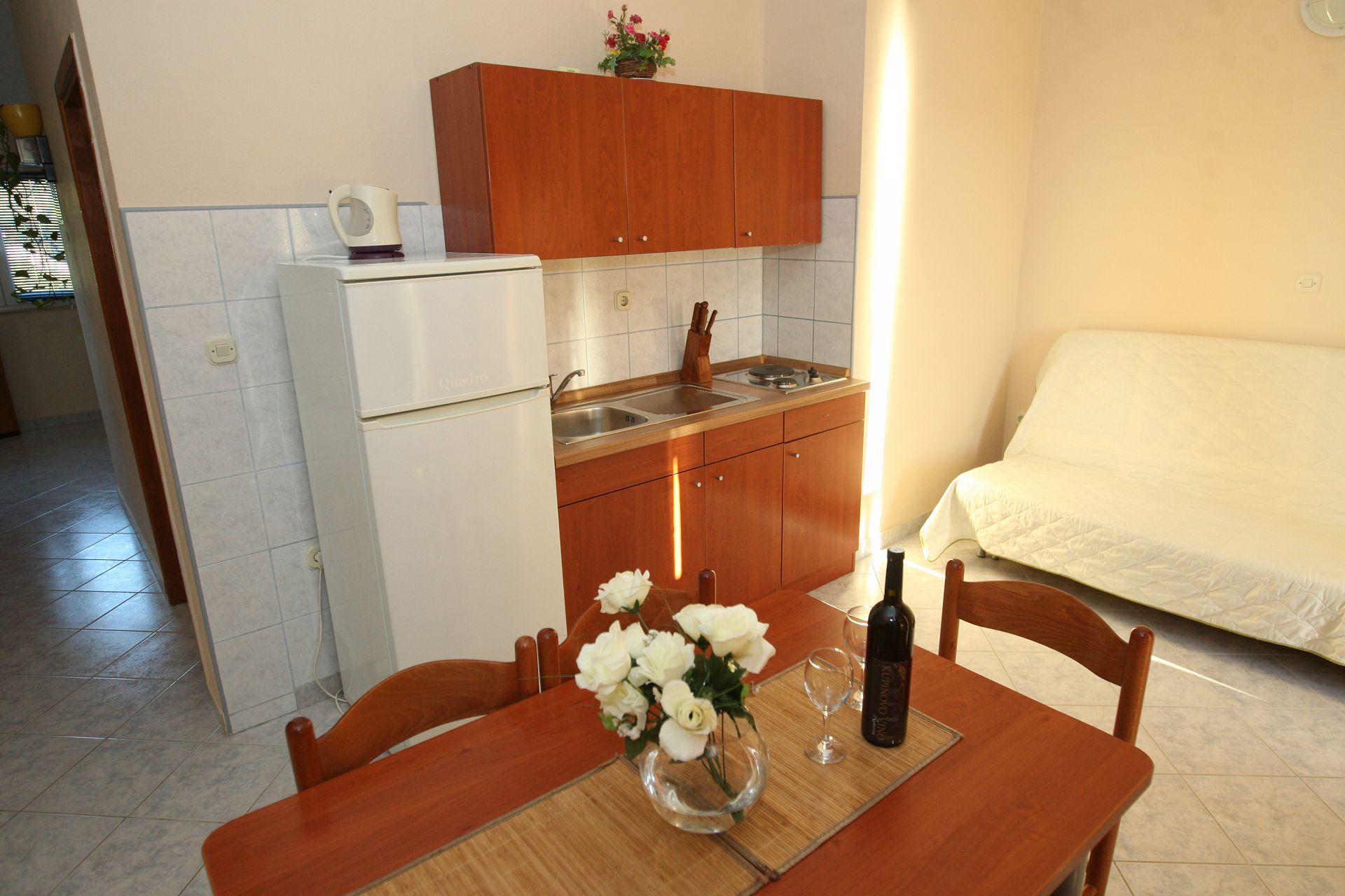 Ferienwohnung Mladen A3(3+1) - Vrsi (739701), Vrsi, , Dalmatien, Kroatien, Bild 8