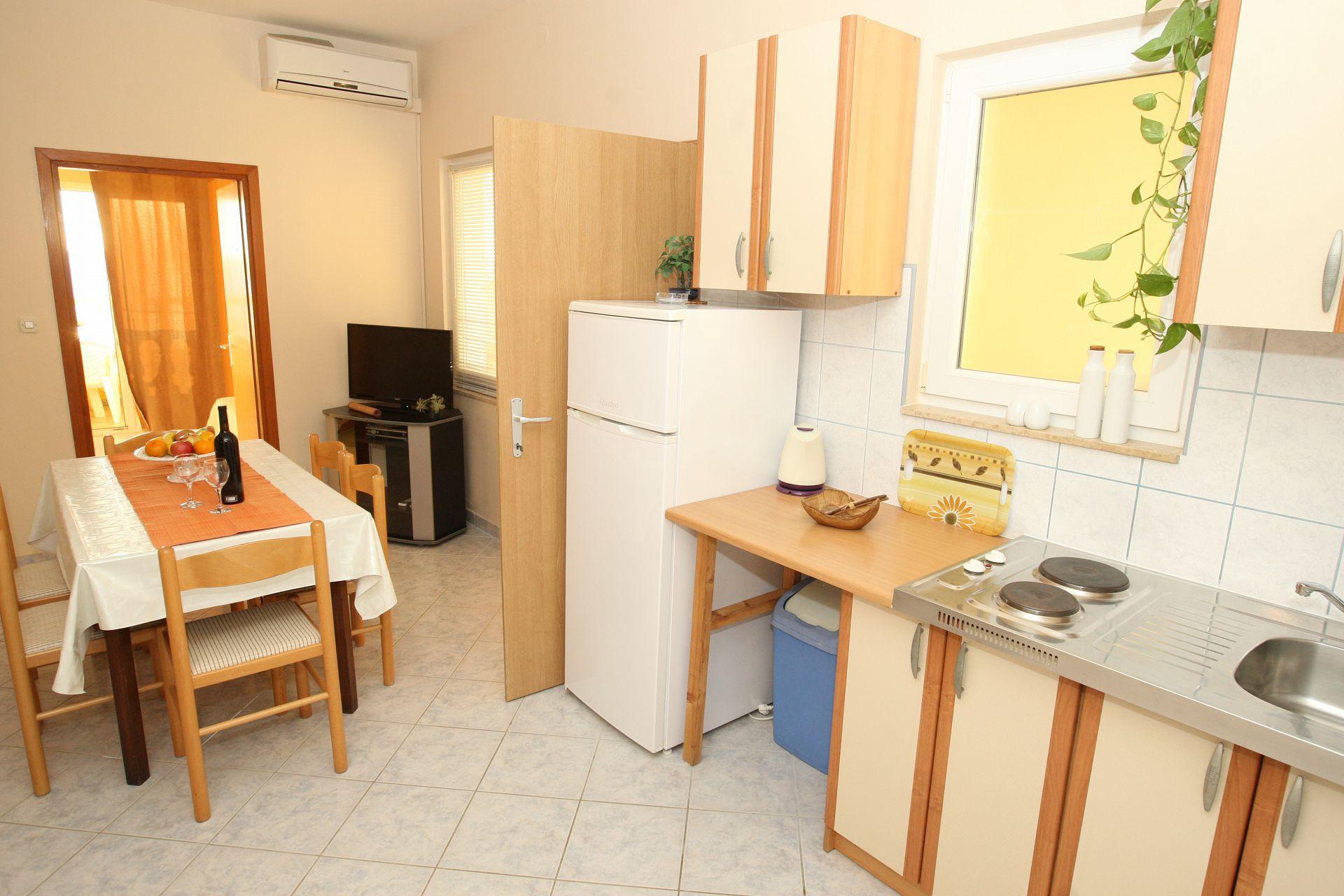 Ferienwohnung Mladen A1(5) - Vrsi (739699), Vrsi, , Dalmatien, Kroatien, Bild 9