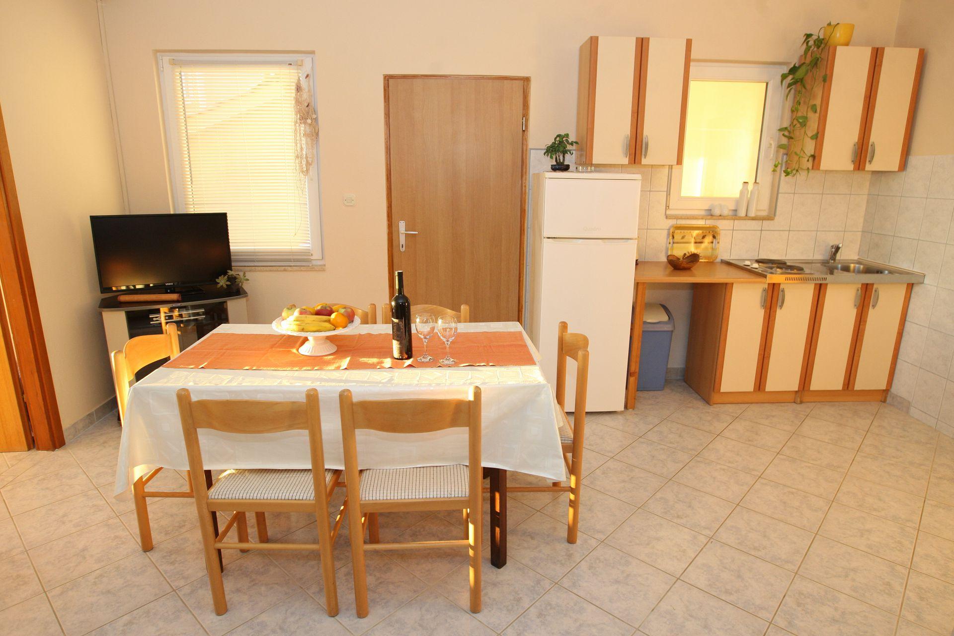 Ferienwohnung Mladen A1(5) - Vrsi (739699), Vrsi, , Dalmatien, Kroatien, Bild 8